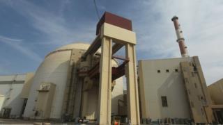 Iran nuclear deal: Enriched uranium limit 'breached' 13