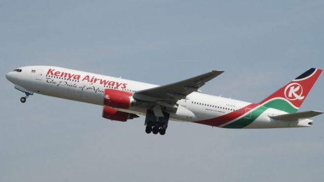 Kenya flight 'stowaway' body found in Clapham garden 12