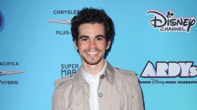 Cameron Boyce, Disney Descendants star dies age 20 1