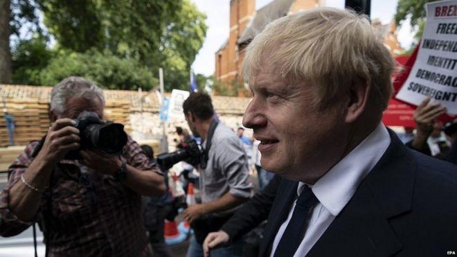 New UK prime minister: Johnson and Hunt await Conservative leadership vote 1