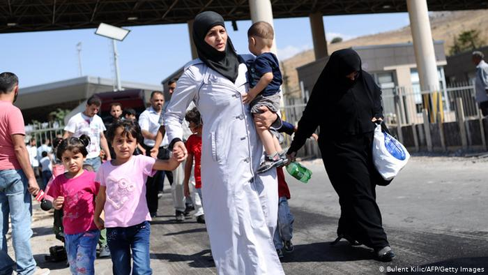 Greek Cyprus facing crisis amid refugee influx 1
