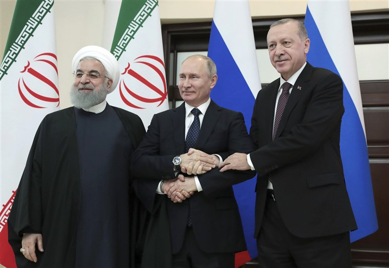 Russia and Turkey are becoming Allies, Overshadowing Israel 12