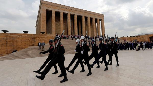 Finally, Turkey moves to build a 21st-century army 15