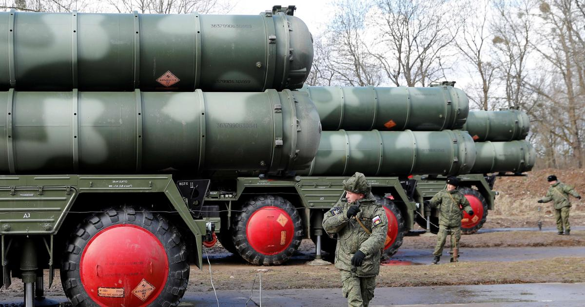 Russian S-400s will be deployed and activated – Turkish president's spox 13