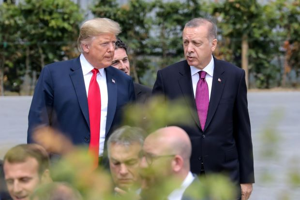 U.S. to impose strong sanctions on Turkey upon arrival of S-400s 14