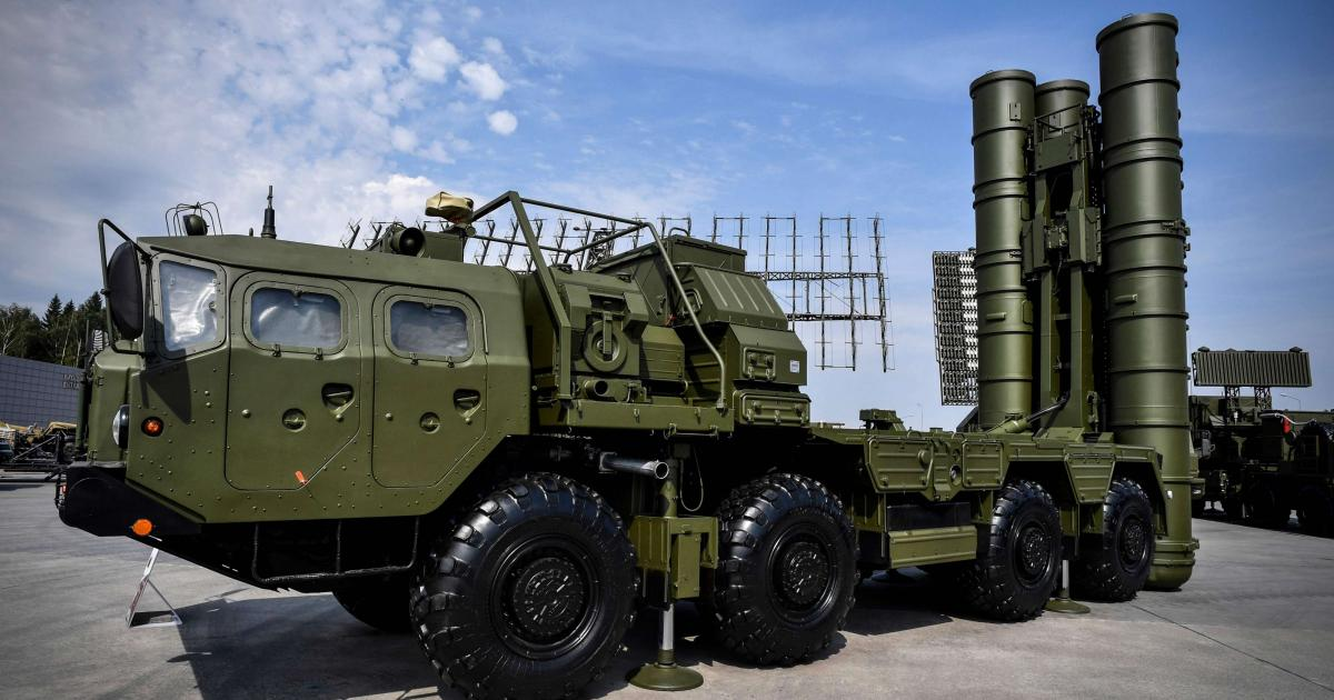 Russia S-400 systems set to arrive in Turkey by Tuesday 1