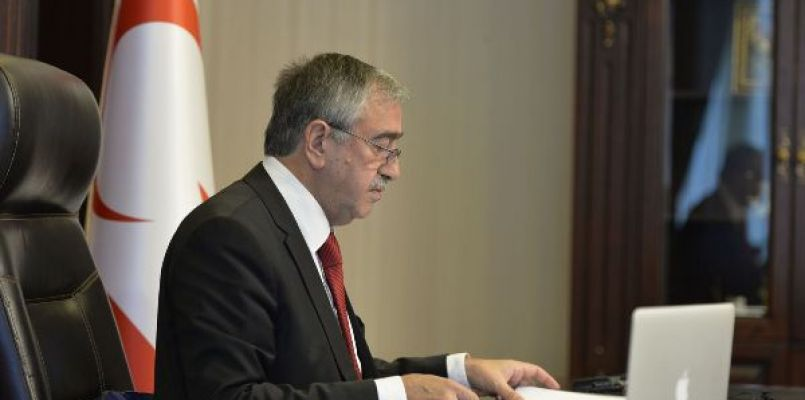 President Akıncı: 'Any attitude which ignores Turkish Cypriot people is null and void' 1