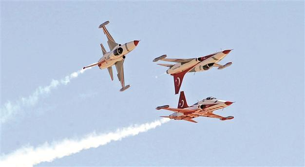 Turkish fighter jets to fly Over North Cyprus mark 20th anniversary 1