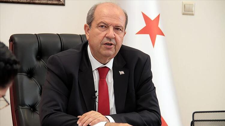 """Tatar: """"EU and Greek Cypriot side should have paid attention to the constructive proposal of the Turkish Cypriot side"""" 1"""