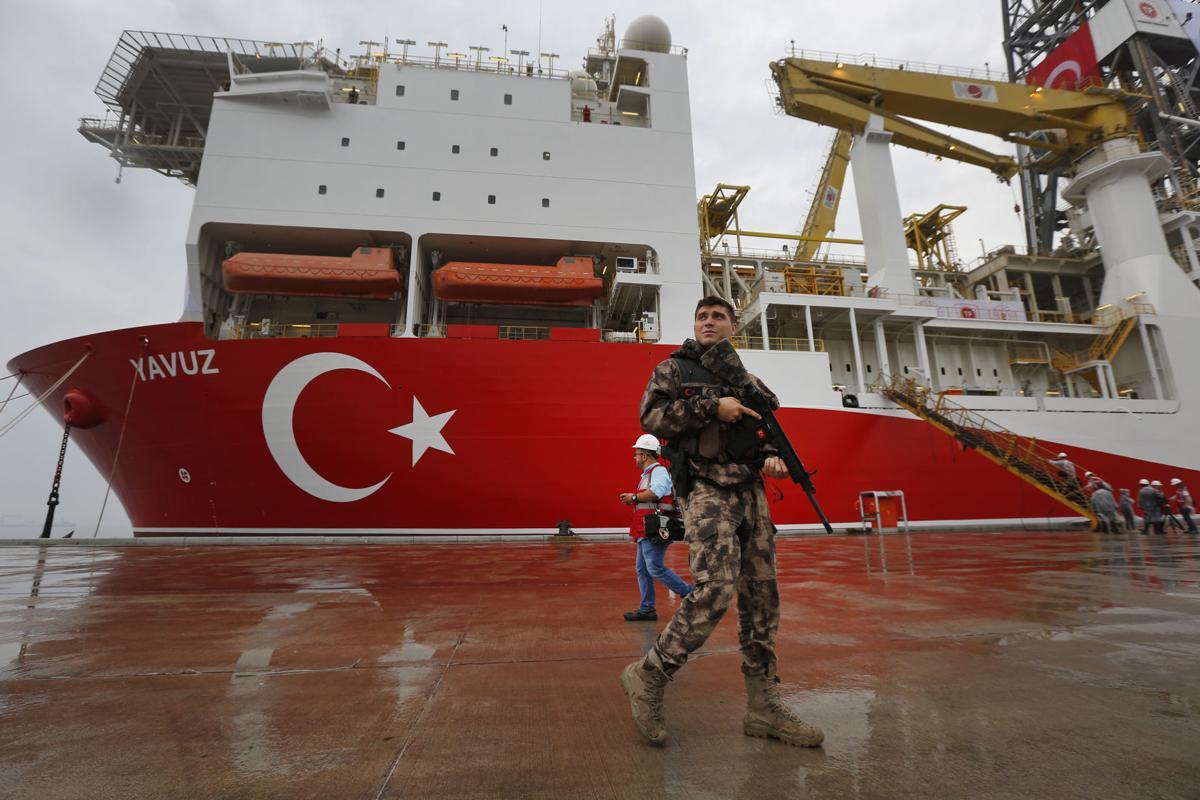 EU sanctions on Turkey over gas dispute is political message 1