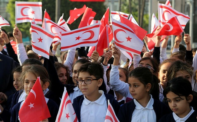 Todays celebration in North Cyprus (Video) 1