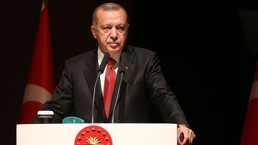 "Erdoğan: ""Our determination in the Eastern Mediterranean will continue"" 15"