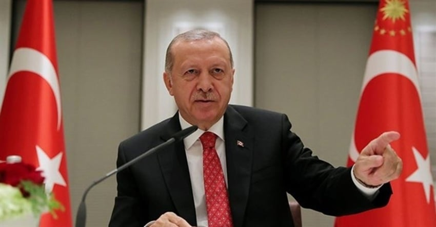 "Erdoğan: ""We have the right to speak in Cyprus as a guarantor country"" 1"