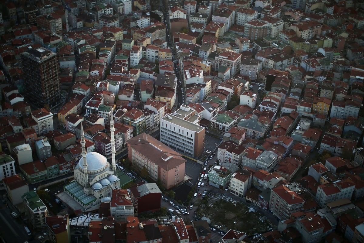 Russian interest in Turkey's real estate nearly tripled in 2019 1