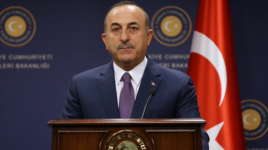 """Çavuşoğlu: """"If the EU takes the wrong step in the Eastern Mediterranean, we cannot solve the problem"""" 1"""
