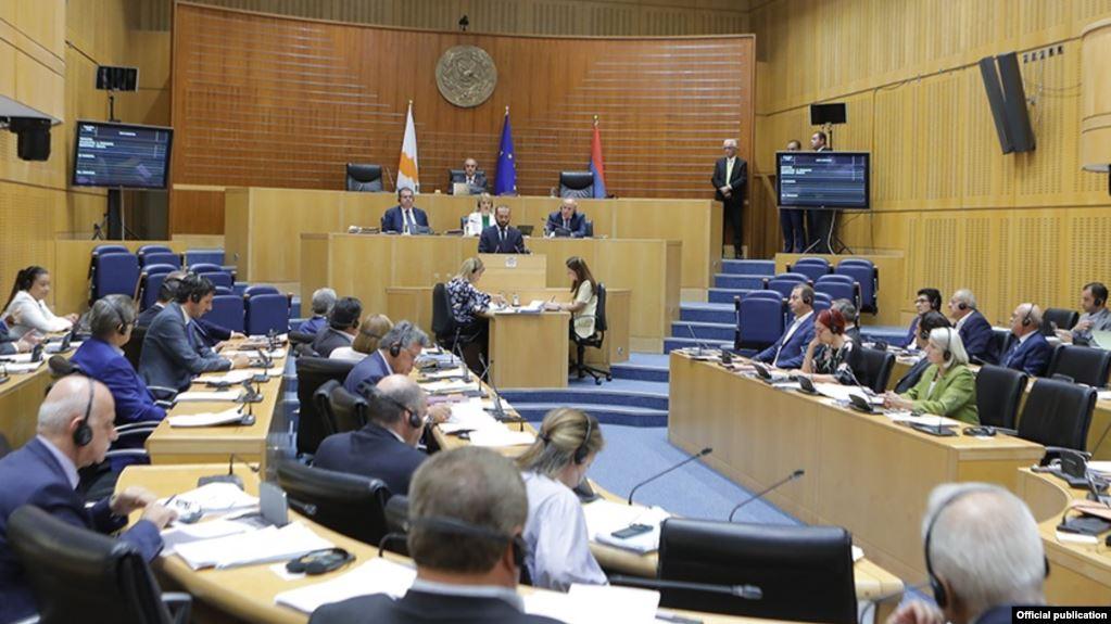 Armenian Speaker Blasts 'Turkish Expansionism' In Cyprus 6