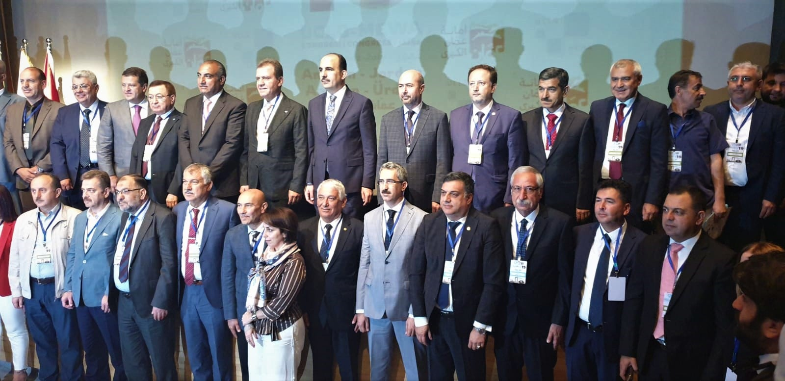 Three municipalities from TRNC participated in UCLG-MEWA Congress 1