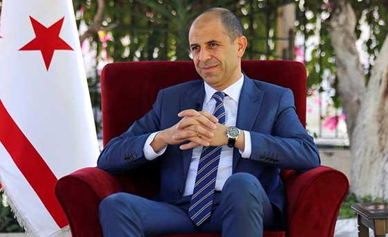 """Özersay: """"It is necessary to be very careful on the issue of quintet meeting"""" 15"""