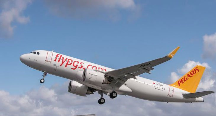 Pegasus Airlines launches daily flights from Manchester 15