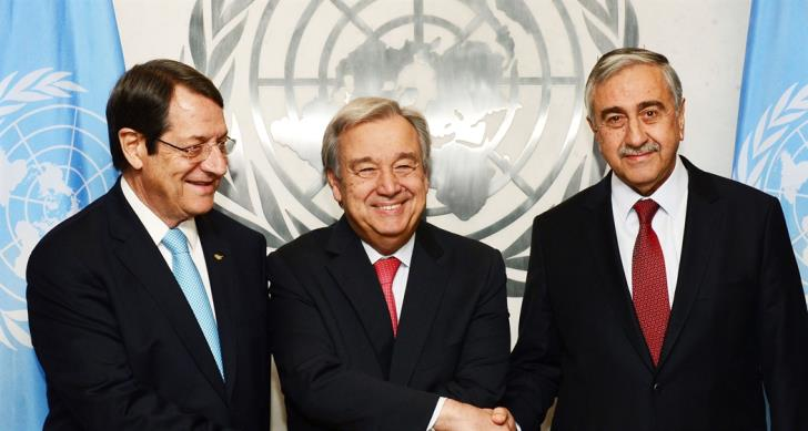 UN: Two leaders must come to agreement and then reach out to Guterres 1