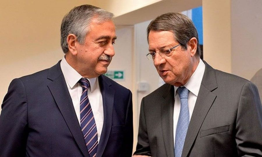 Anastasiades response to Akinci's proposal being drafted 1