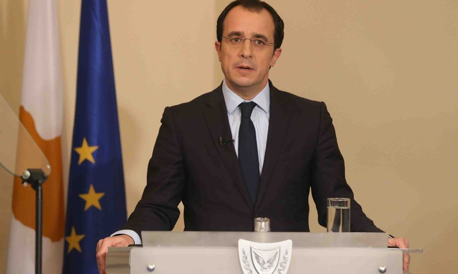 Christodoulides: Nicosia completely satisfied with EU measures 1