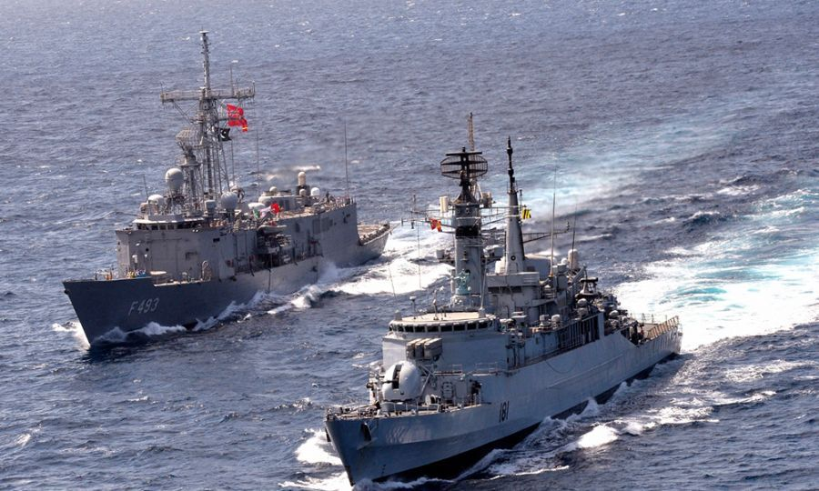 Turkey issues Navtex for exercises off Meis (Kastellorizo) on Sunday 1