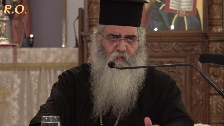 More astounding remarks on gays by Bishop of Morphou go viral (video) 1
