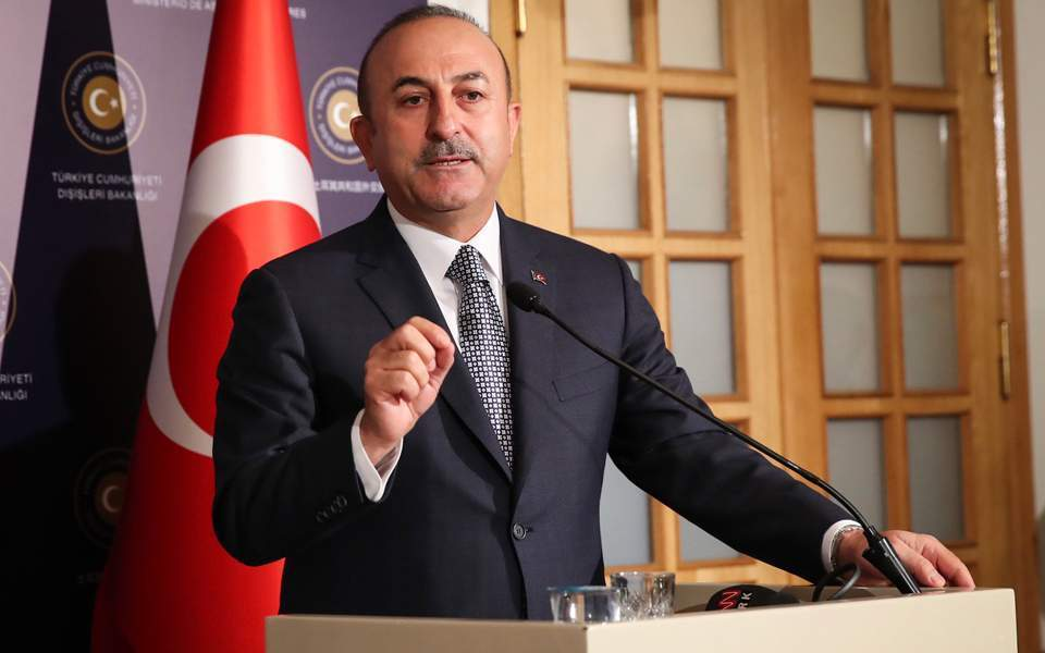 Turkish FM discusses E. Mediterranean with counterparts 1
