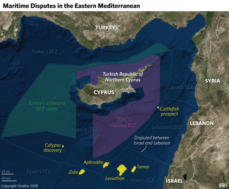 Turkey rebuffs calls to back off Cyprus gas hunt 1