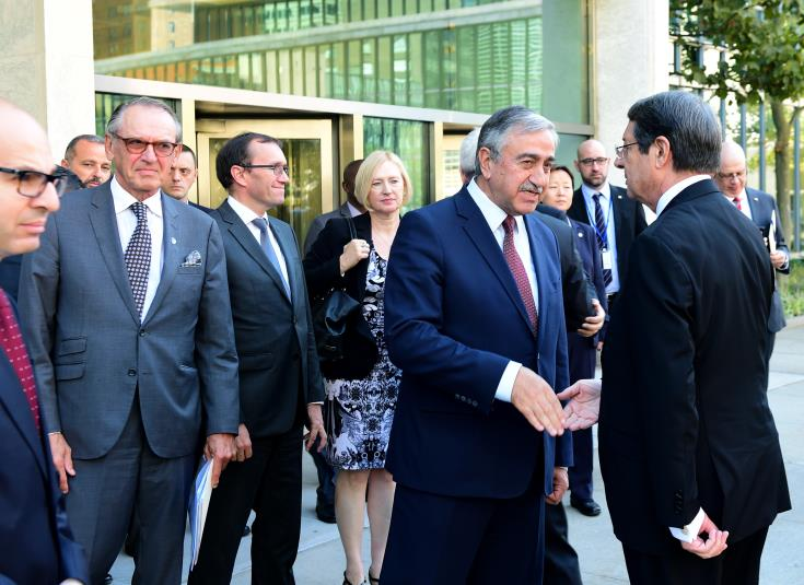 Cyprus leaders to meet on August 9 12