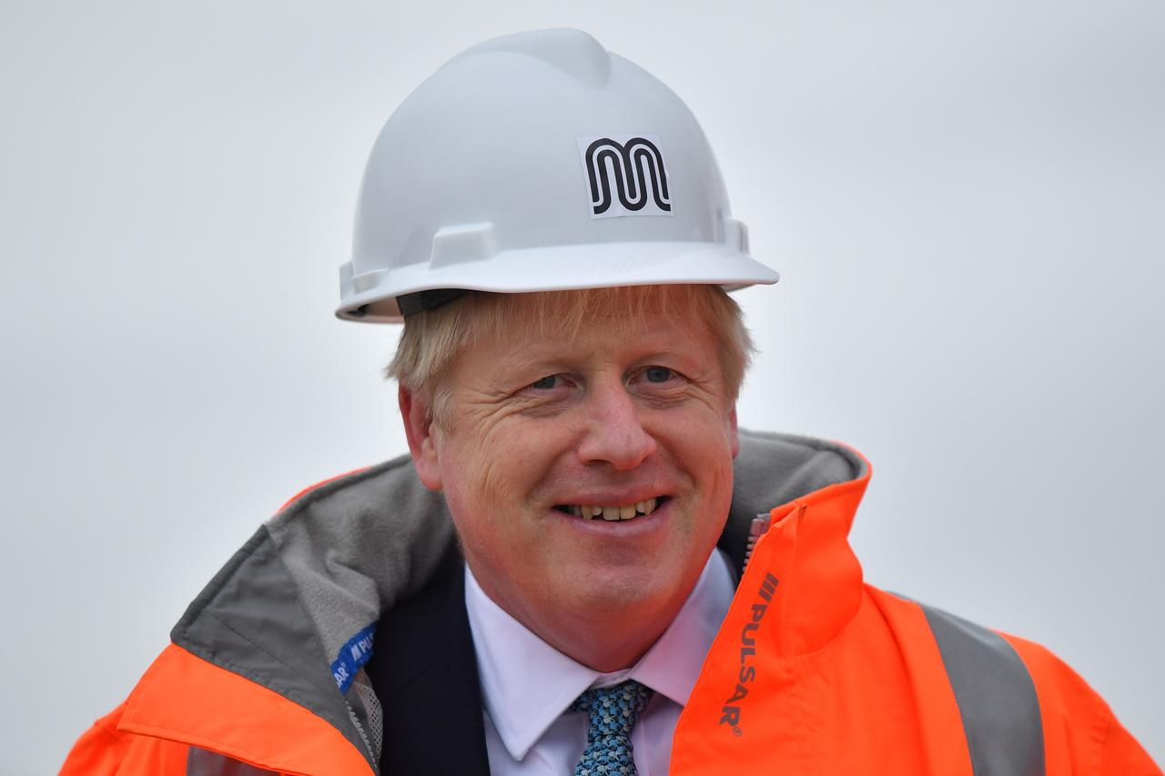 Johnson tells EU: ditch the backstop or there will be no-deal Brexit 12