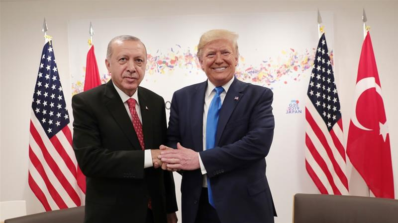 Trump at odds with Senate GOP over sanctioning Turkey for purchase of Russian missiles 1