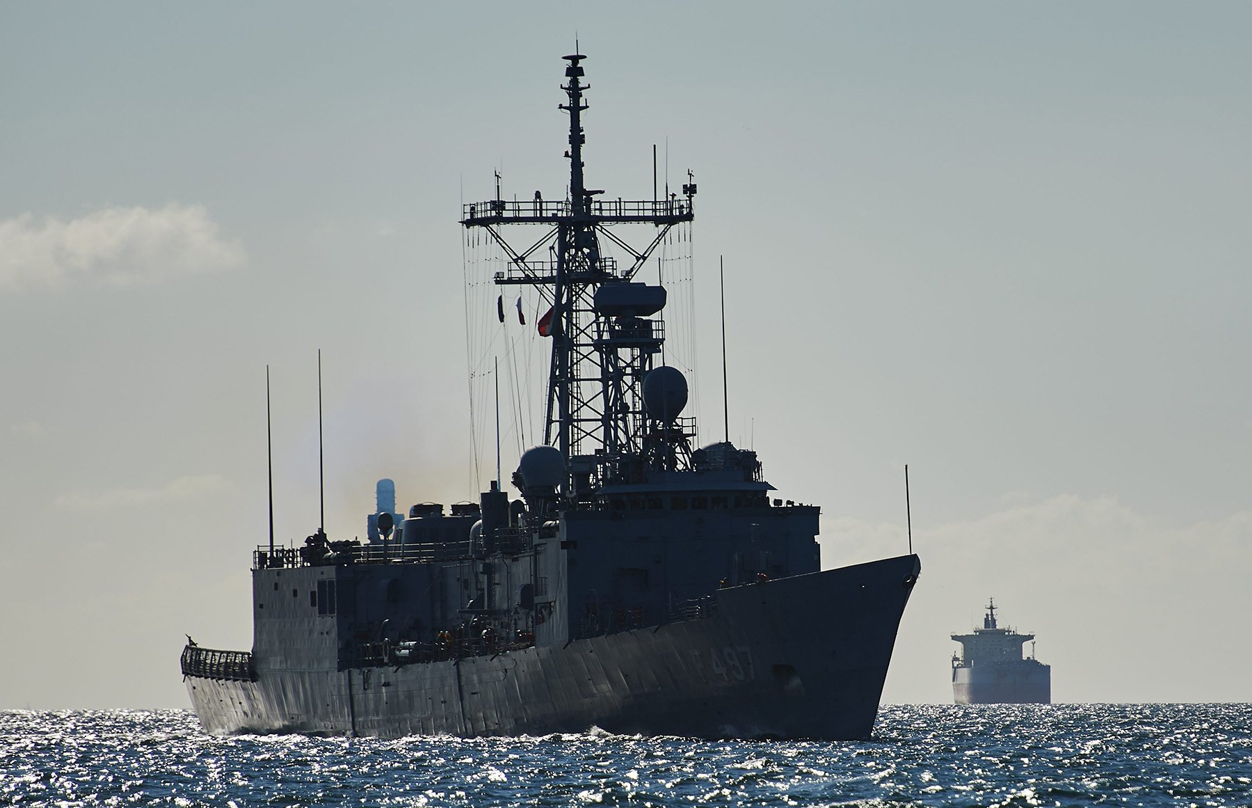 Turkey reacting to Greek-Cypriot led containment policy in East Med 7