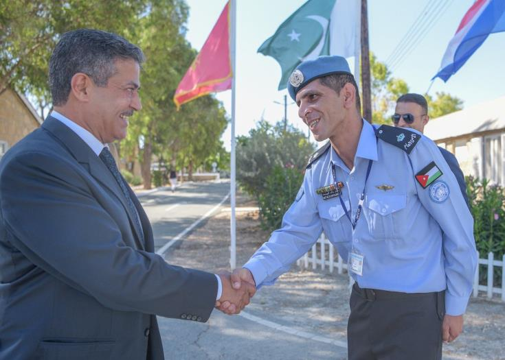 Jordan joins the ranks of police contributing countries to UNFICYP 1