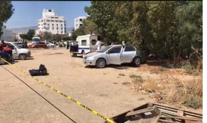 A body was found in the trunk of a car in Lefkoşa (Video) 15