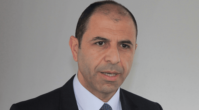 "Özersay: ""EU's attitude shows disrespect to the political will of the Turkish Cypriots"" 1"
