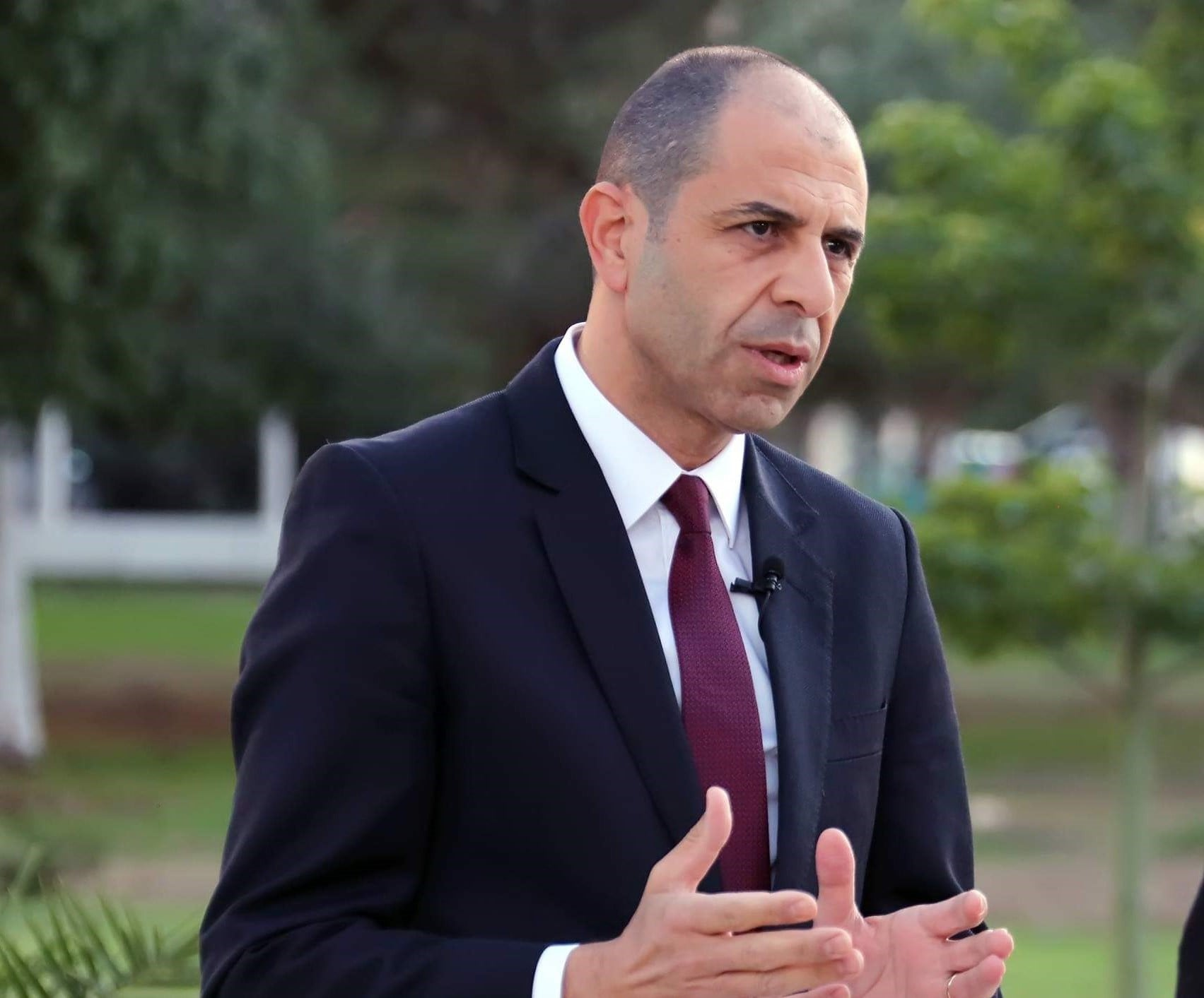 Özersay responds to Anastasiades 15