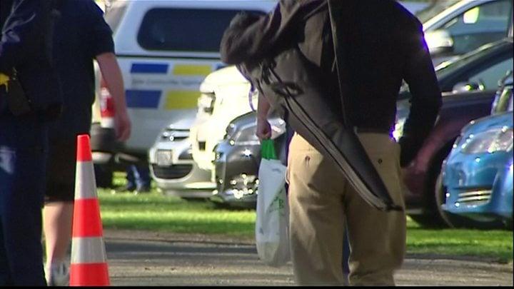 Christchurch shootings: New Zealanders hand over guns 18