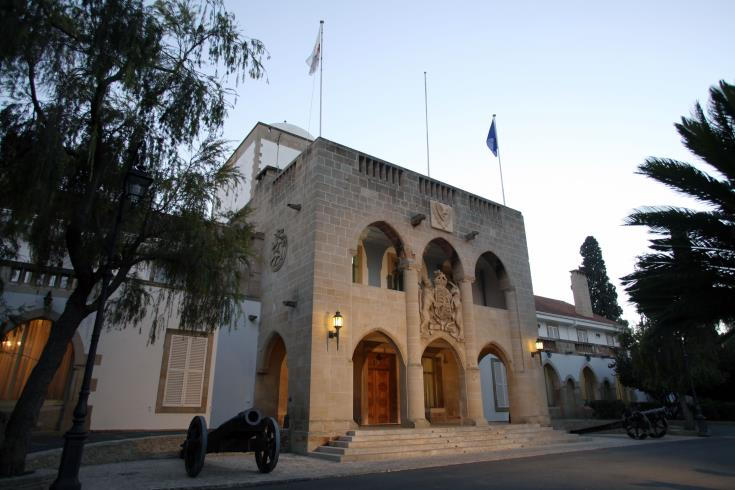 No comment from the South Cyprus government on Akinci's hydrocarbon committee proposal 1