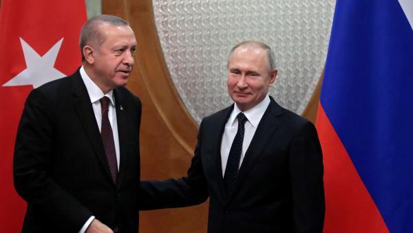 S-400 set to undermine Erdoğan's quest to become world leader 14