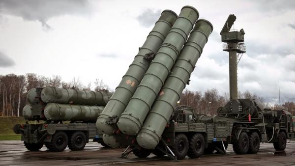 U.S. plans to prevent Turkey from activating S-400s 15