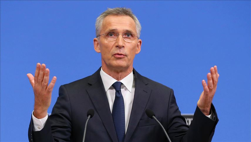 Turkey's role much broader than F-35: NATO chief 10