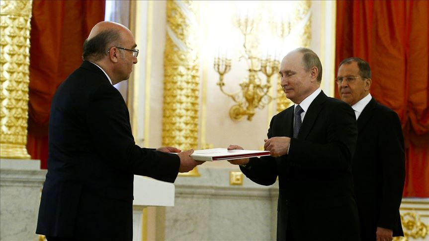 Putin hails 'strategic' Russian-Turkish cooperation 1