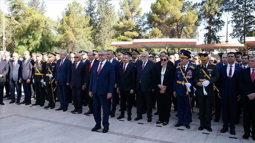 Celebrations begin to remember Cyprus peace operation 1