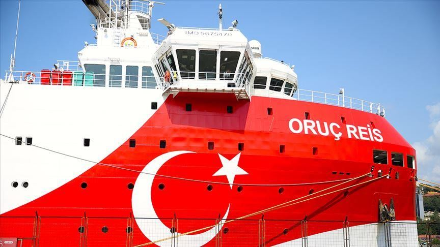 Turkey to continue exploration in E. Mediterranean 1