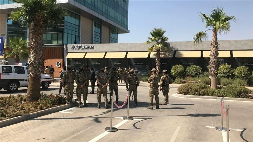 Turkish diplomat Killed in armed attack in Erbil 21