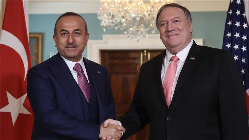Turkish FM, US counterpart discuss F-35, S-400 by phone 13