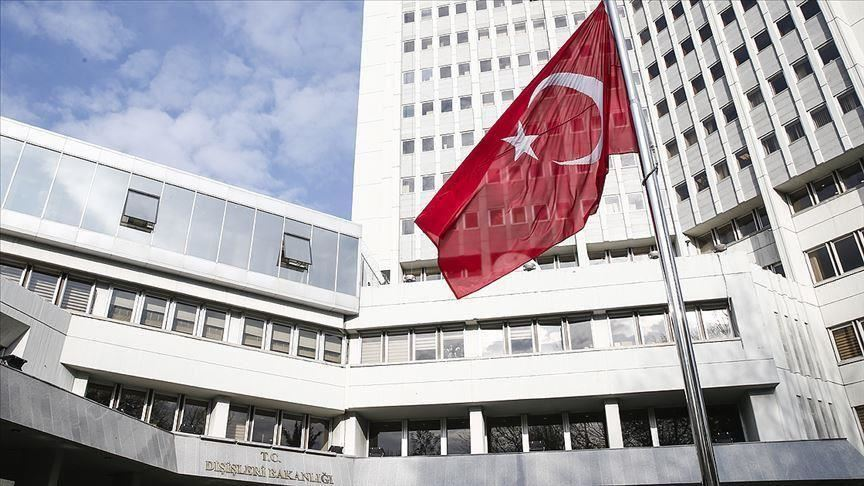 Ankara to continue defending Turkish Cypriot's rights in Med 12