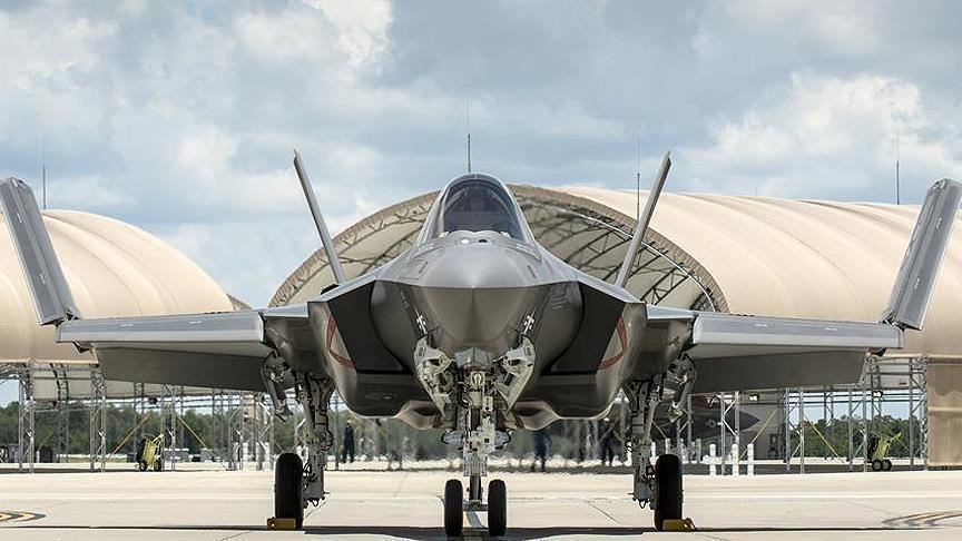 Trump says US will not sell Turkey F-35 fighters 1